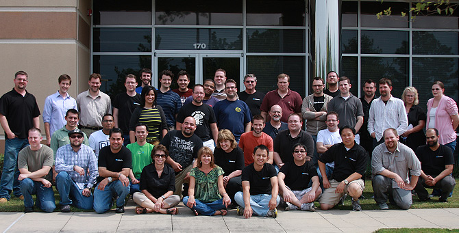 MediaFire Team 2012